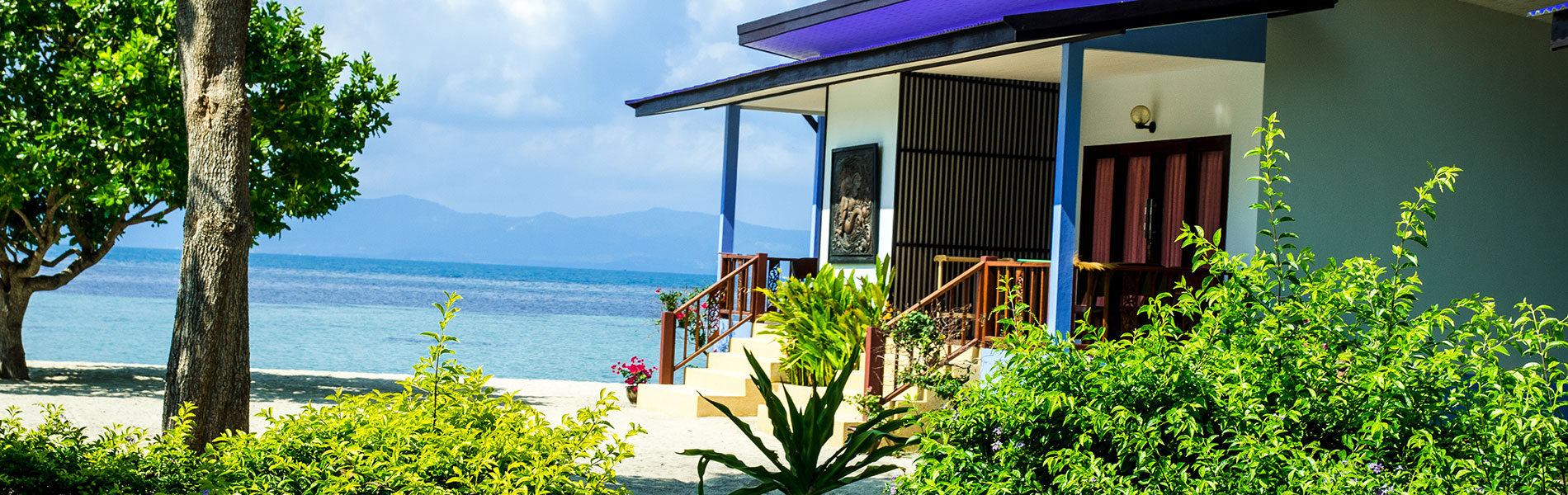 Koh Phangan Ban Tai Beach Bungalows